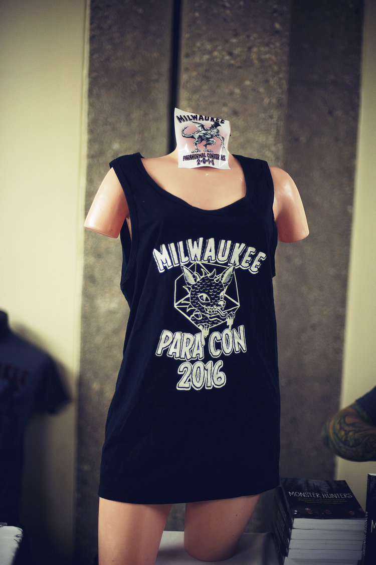 If you like what you see, visit the Milwaukee Para Con's online store  here .