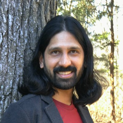 Jacob Haqq-Misra holds a Ph.D. in meteorology and astrobiology from Penn State University, and he completed a postdoctoral fellowship with the Rock Ethics Institute. (Image credit: Blue Marble Space Institute of Science)