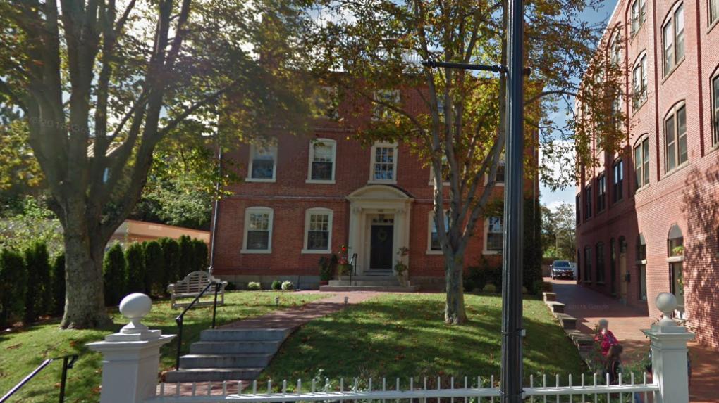 The Joshua Ward House.  (Image credit: Google Maps)
