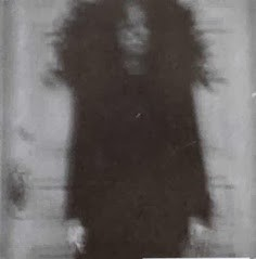 The strange image captured in place of Tremblay.  (Image credit: New England's Ghostly Haunts by Robert Ellis Cahill)
