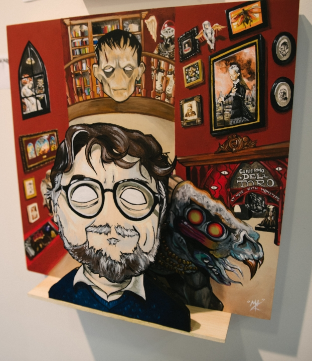Guillermo del Toro , Matt Hintz