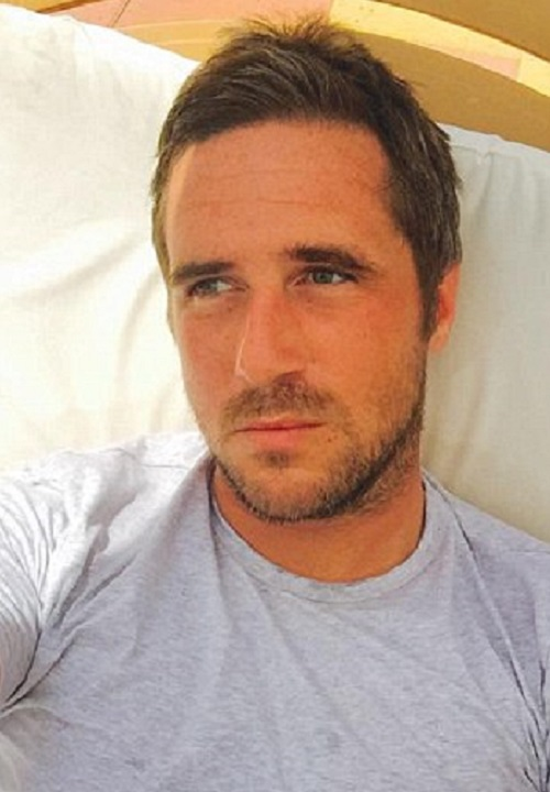 Max Spiers was 39 years old when he passed away in 2016.  (Image credit: Max Spiers/Facebook)