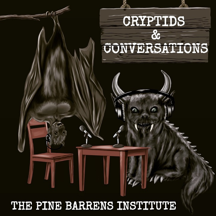 Adam hosts a  podcast  through the Pine Barrens Institute that features friendly conversations with fellow forteans.  (Image credit:    William Barnes   )