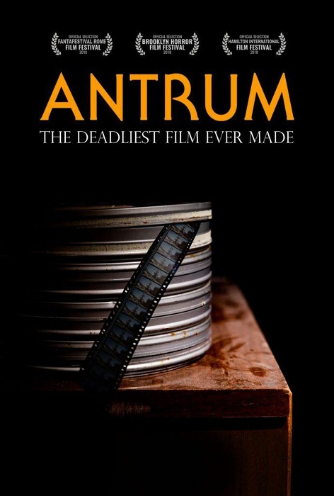 The film has been building hype at movie festivals by virtue of its 'cursed' mythos.  (Else Films)