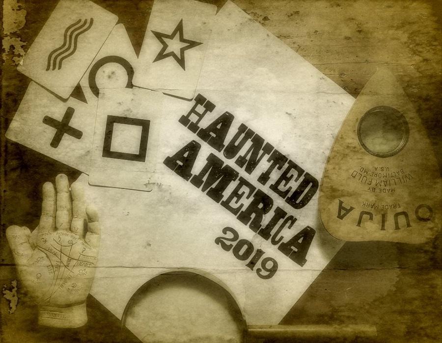 (April Slaughter / Haunted America)