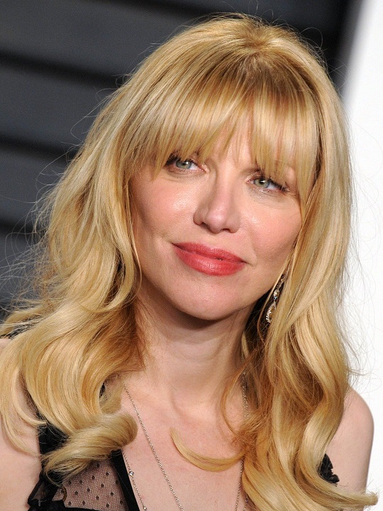 Actress and musician Courtney Love.  (Google)