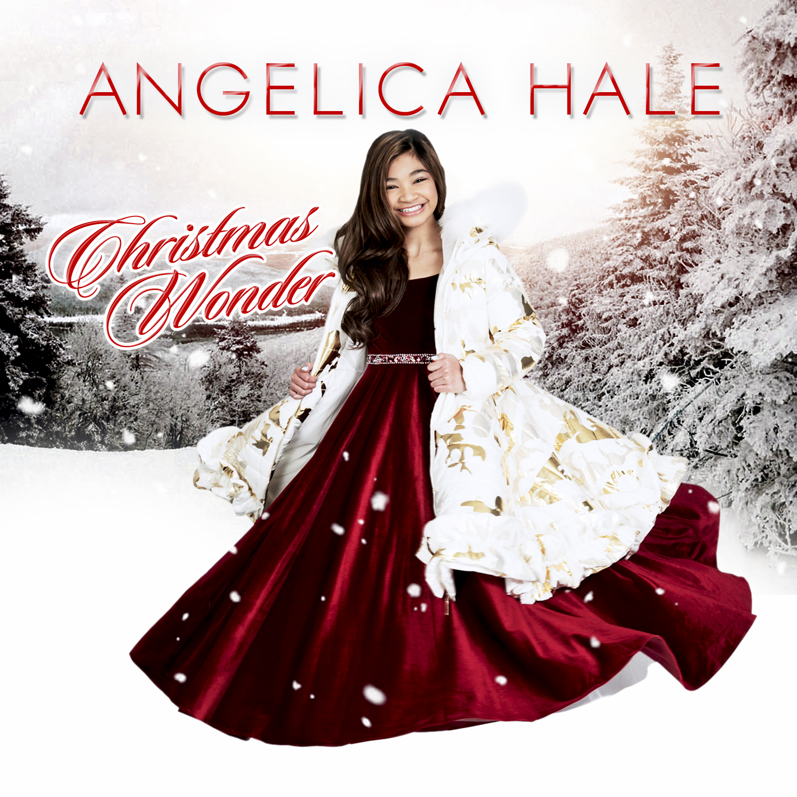 Christmas Wonder - Angelica Hale