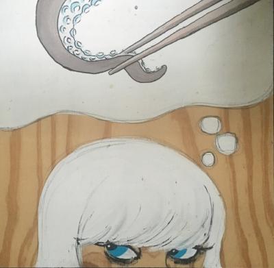 2011 Acrylic on wood