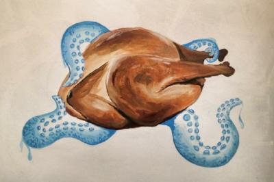 2014 Acrylic on canvas