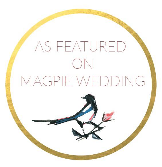 Magpie Wedding Blog