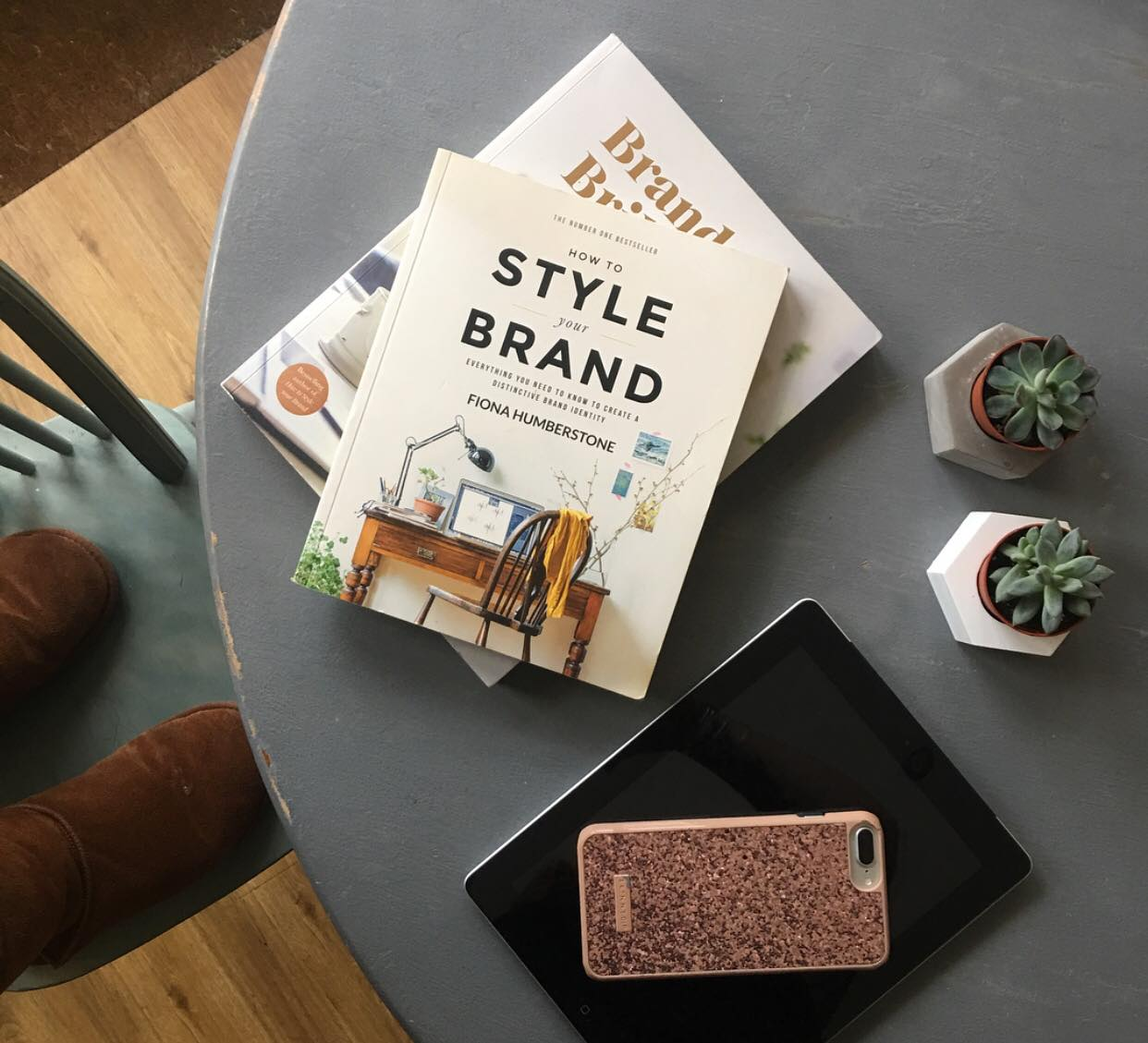 STYLING YOUR BRAND