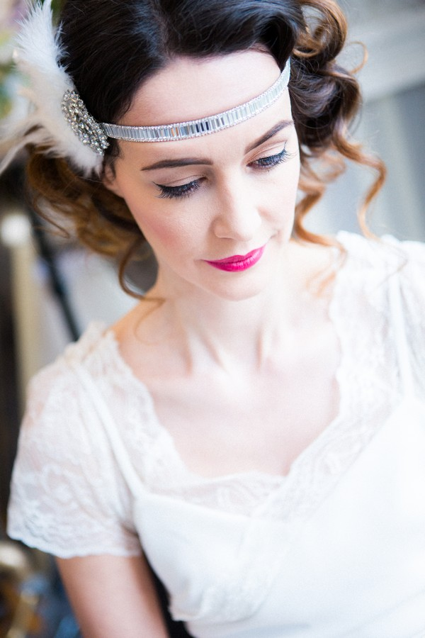 Art Deco Styled Shoot Bride