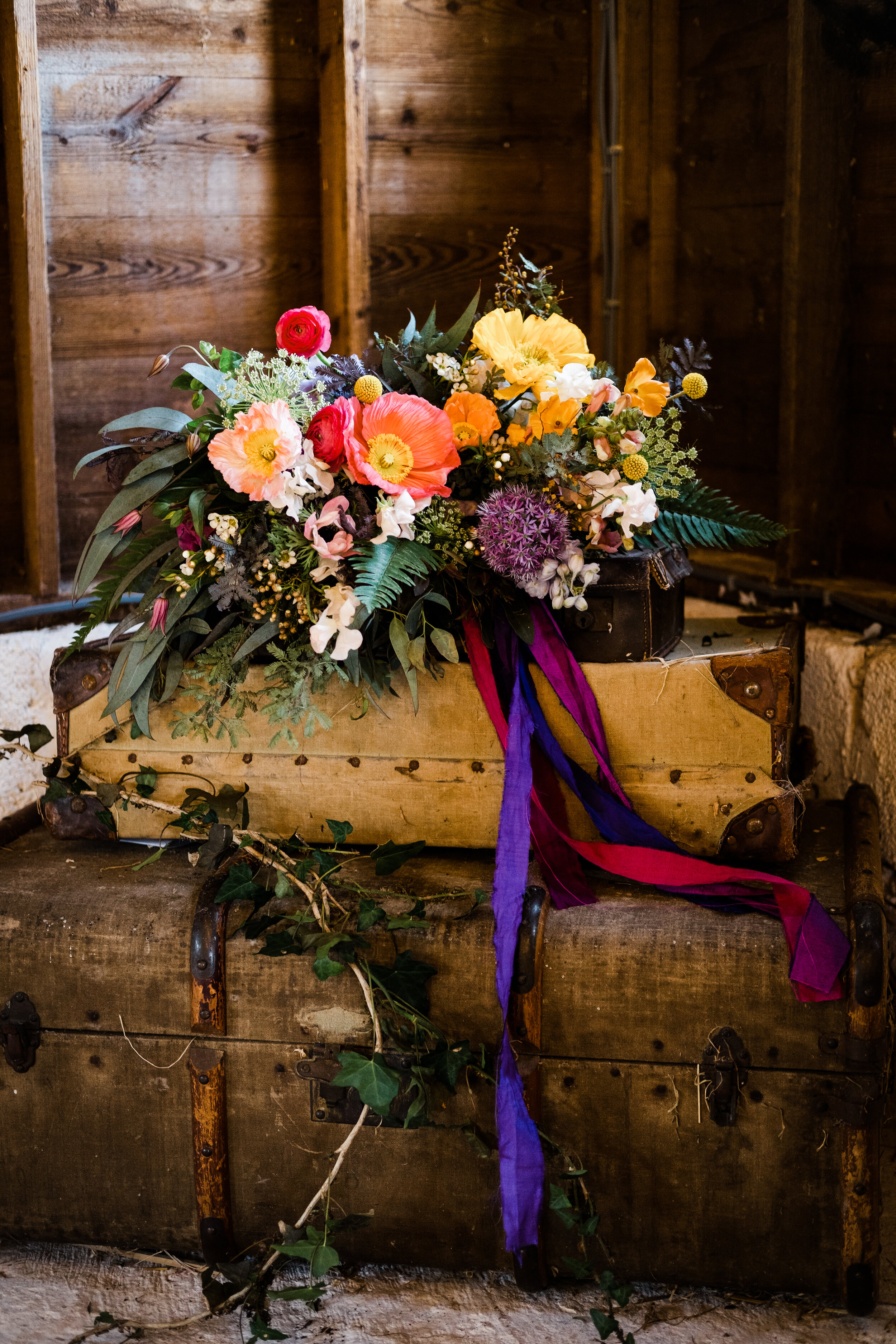The Cow Shed Flowers
