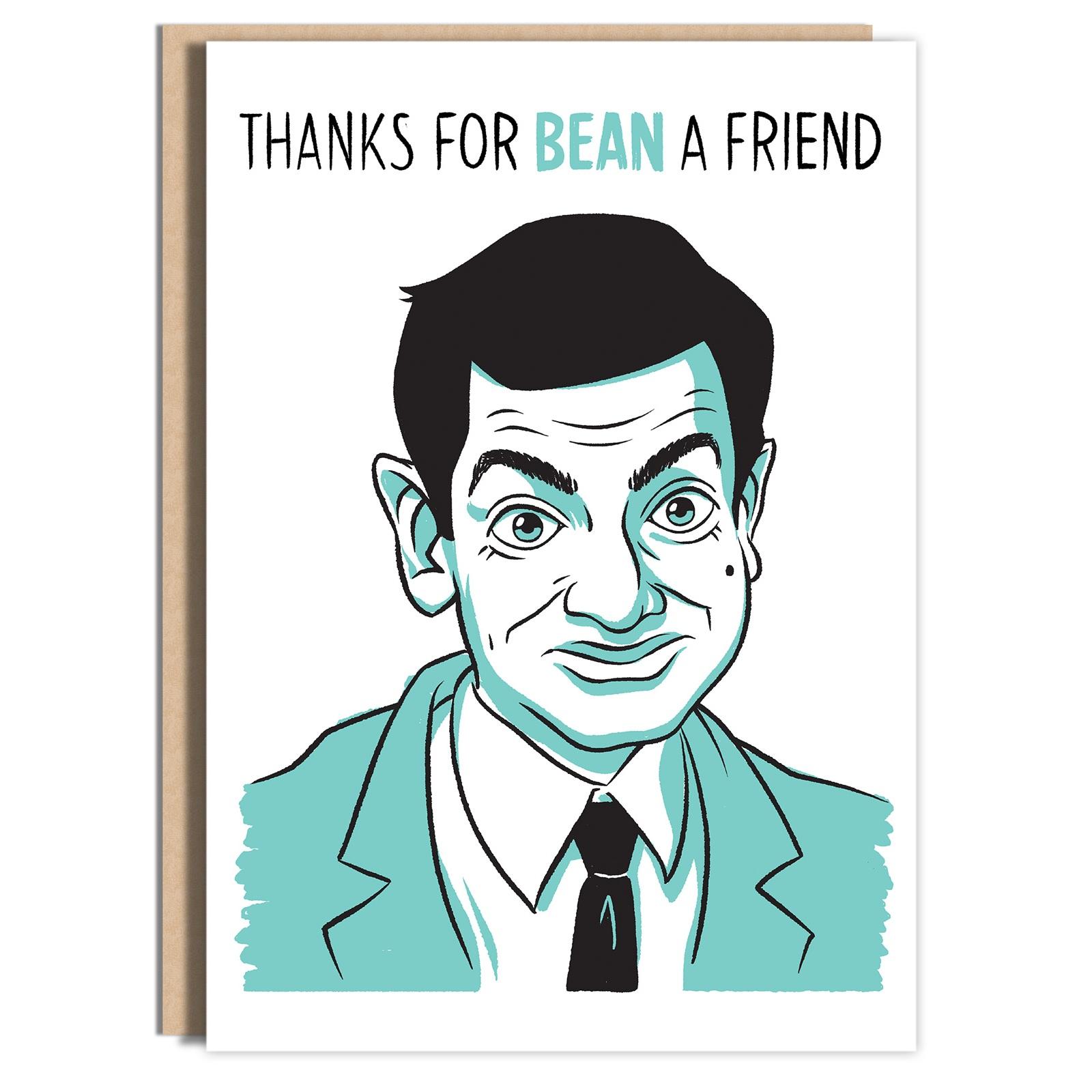 [Mr] Bean a Friend