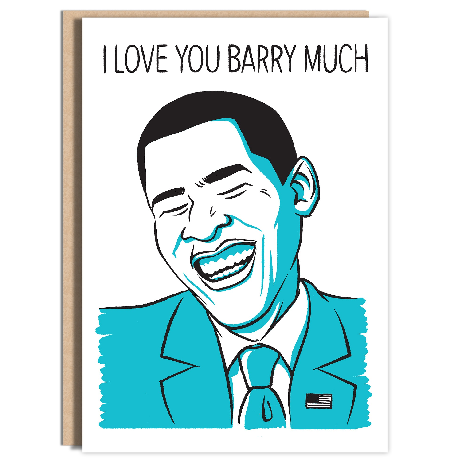 I Love You Barry Much