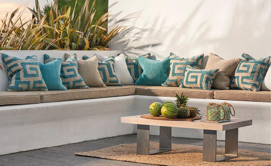 CUBA KAY | Zinc Textiles Fabrics | available from Shades Interiors