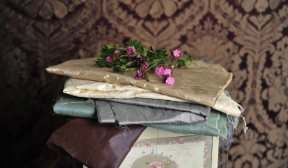 DECORATIVE SILKS | WARWICK FABRICS