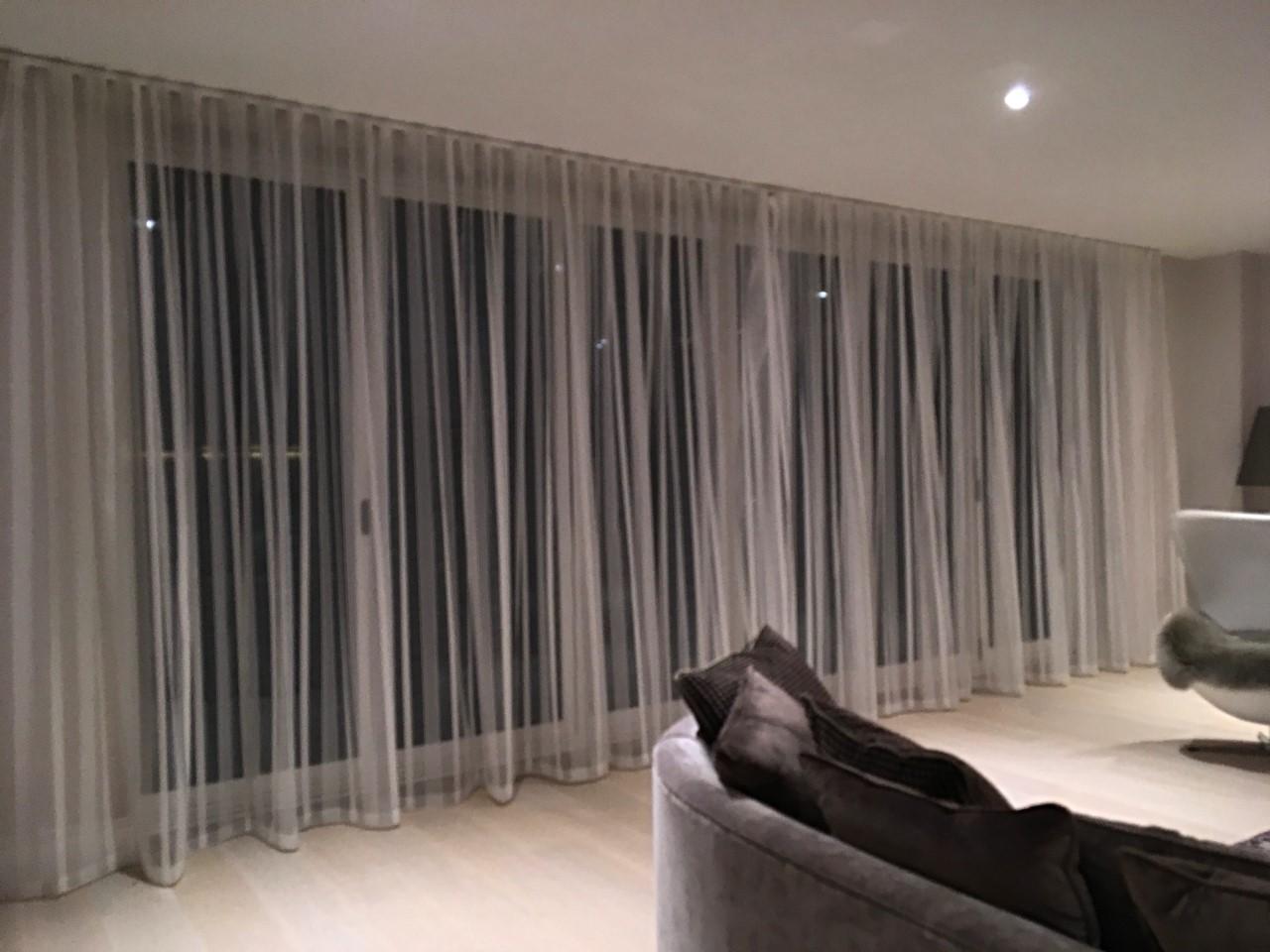 Wide Width Voile Villa Nova Fabrics