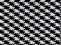 Zig Zag Birds Wallpaper WK810/01 Monochrome