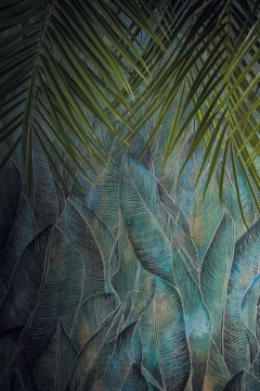 ACAJOU | CASAMANCE WALLPAPER