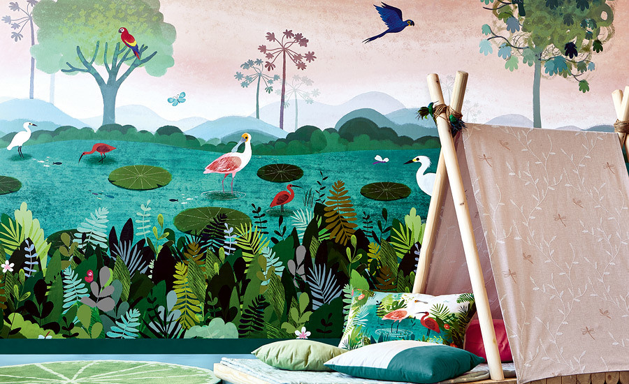 PICTUREBOOK WALLCOVERINGS