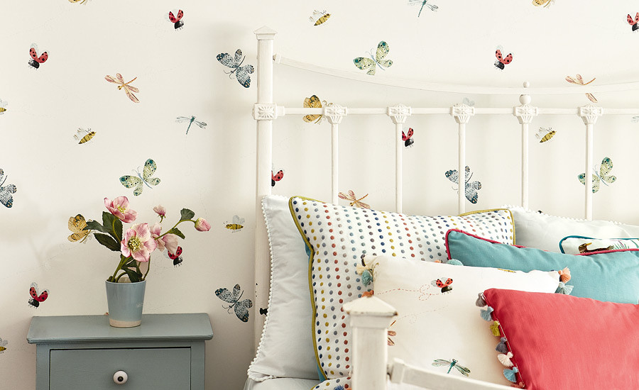 PICTUREBOOK WALLPAPER by VILLA NOVA