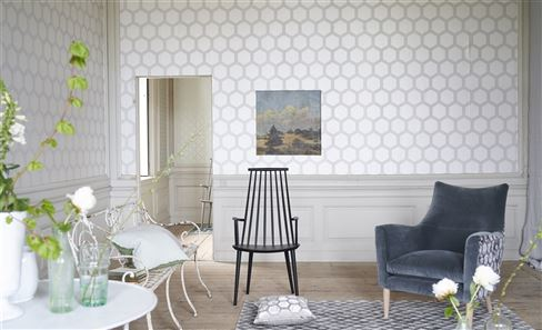 ZARDOZI | Designers Guild  Wallpaper
