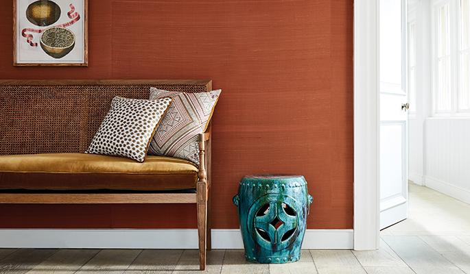 Bespoke Silk Wallcoverings | James Hare Silks