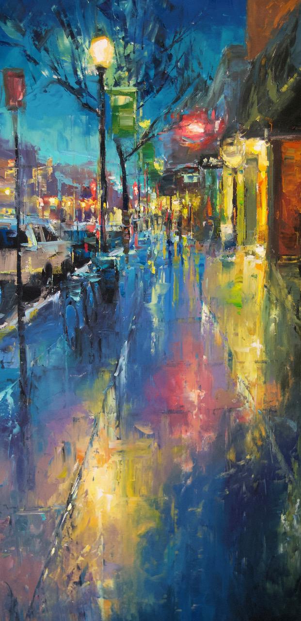 Main Street Rain