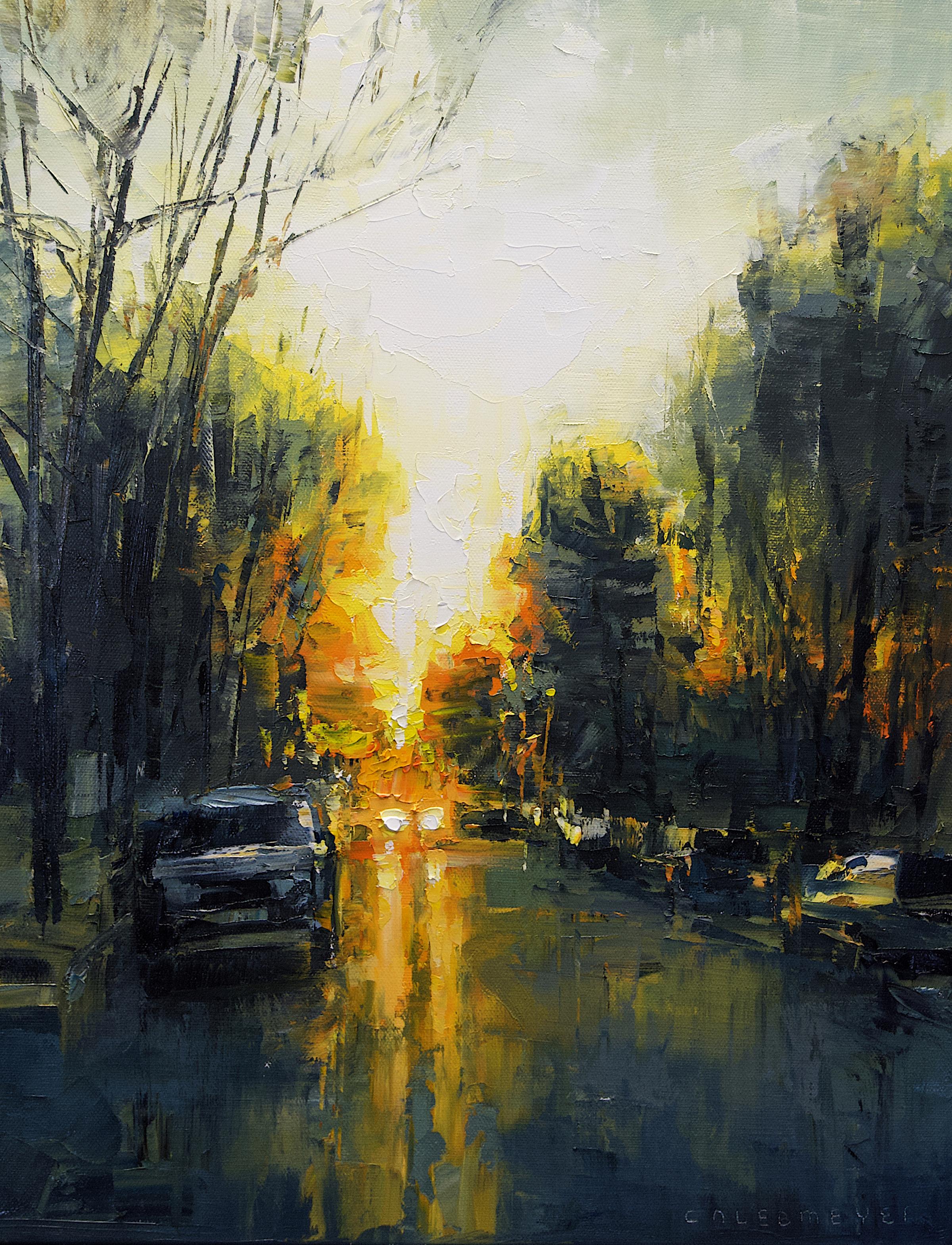 Evening Lane