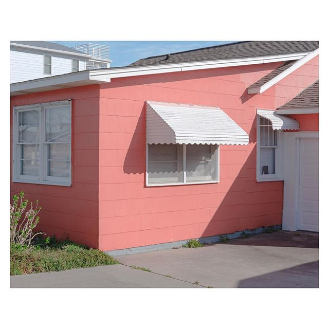 These images were captured around town in Kure, North Carolina.  I am always intrigued by the pastel colors, which are indicative of ocean side homes.