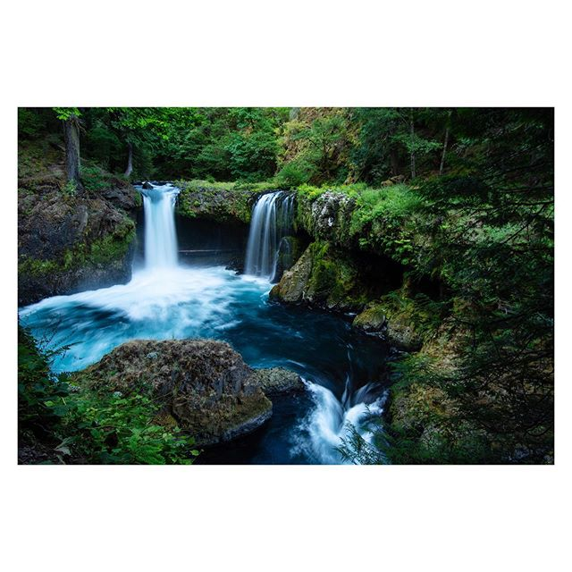 During my first time visiting the PNW, I was astounded by the amount of gorgeous water falls to photograph.  This image of Spirit Falls is by far my favorite frame from the trip.