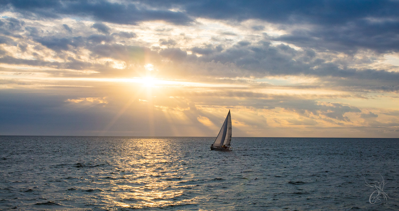 Nantucket Sunset Sail