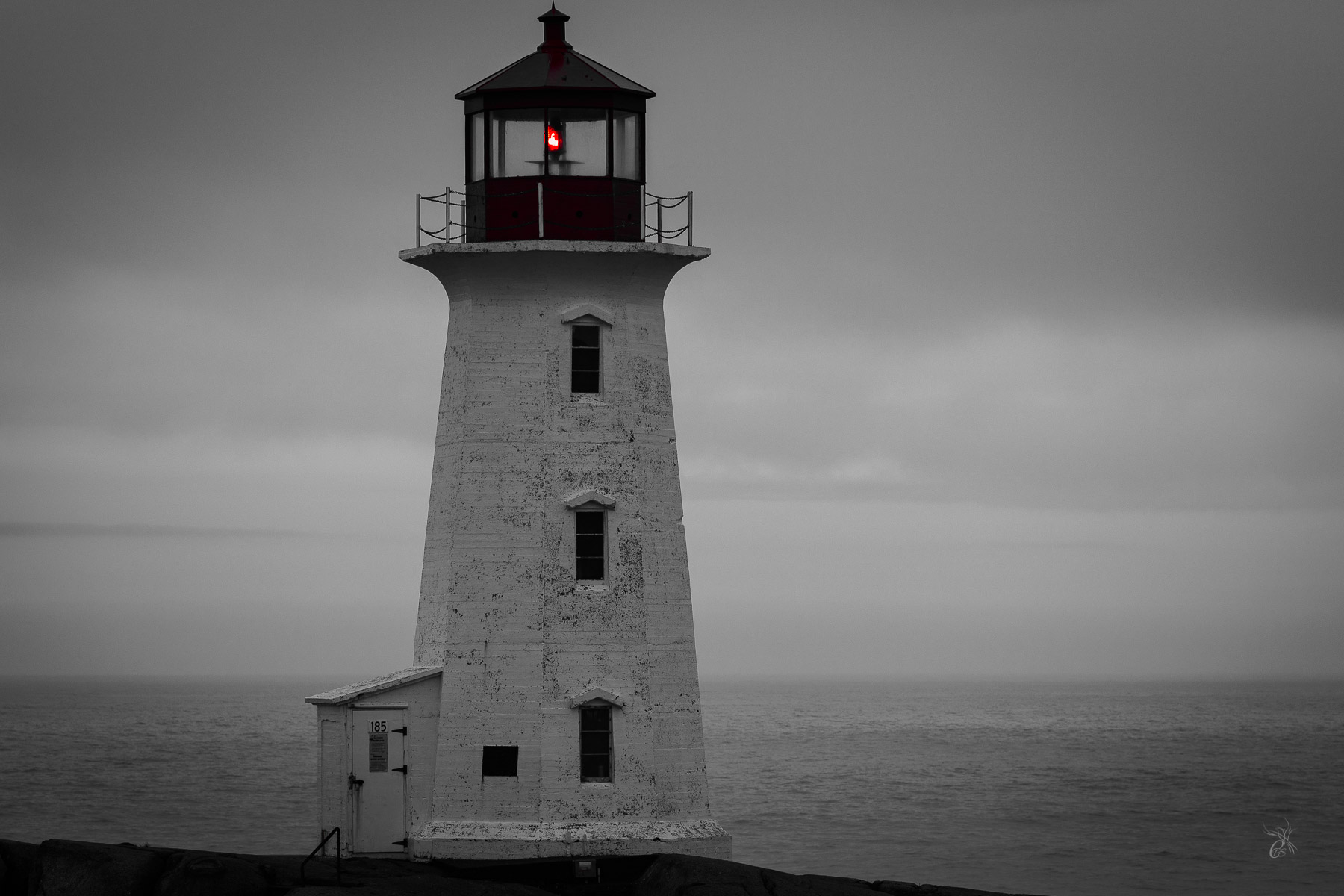 Nova Scotia: Red Light Lighthouse