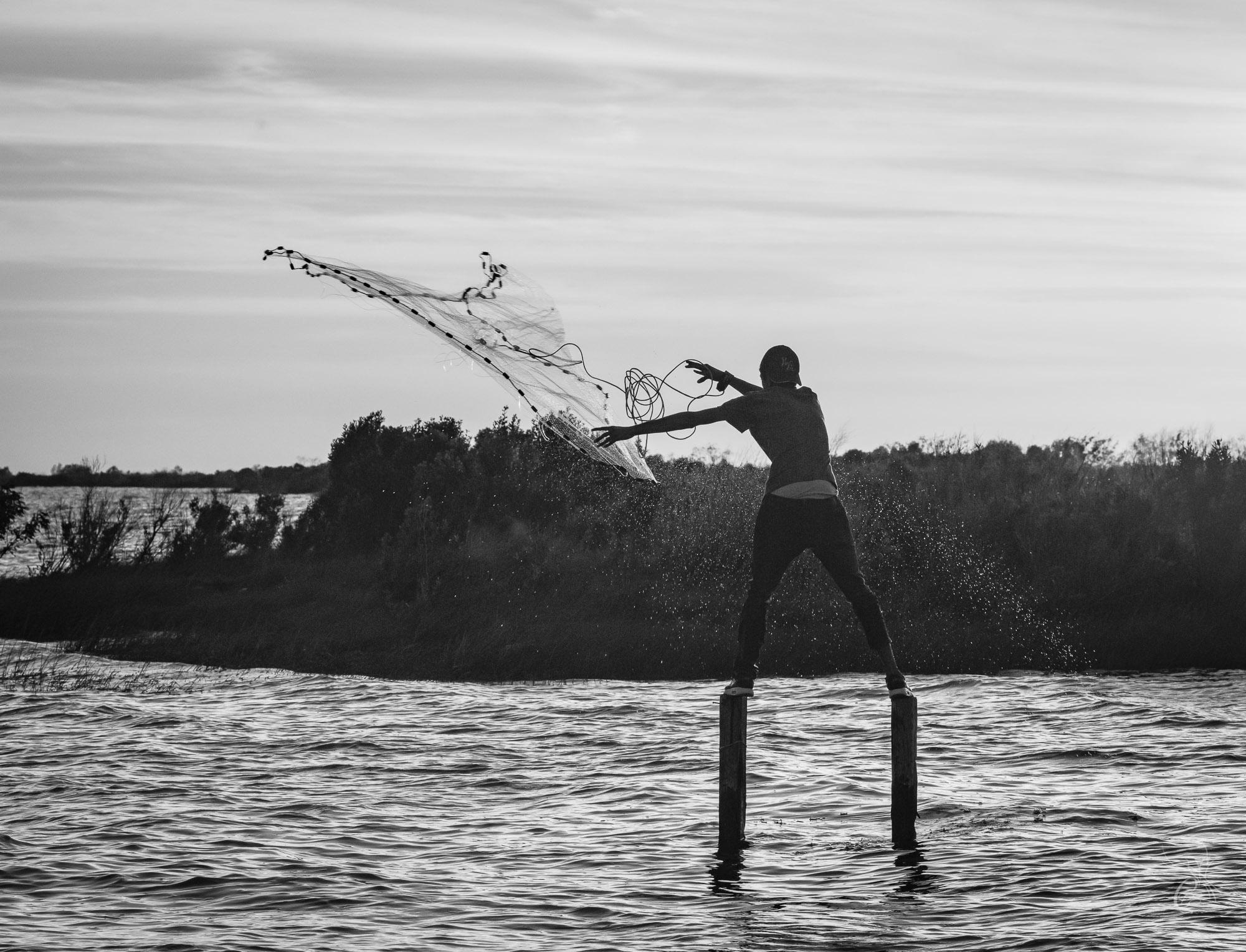 Seine Net Fishing
