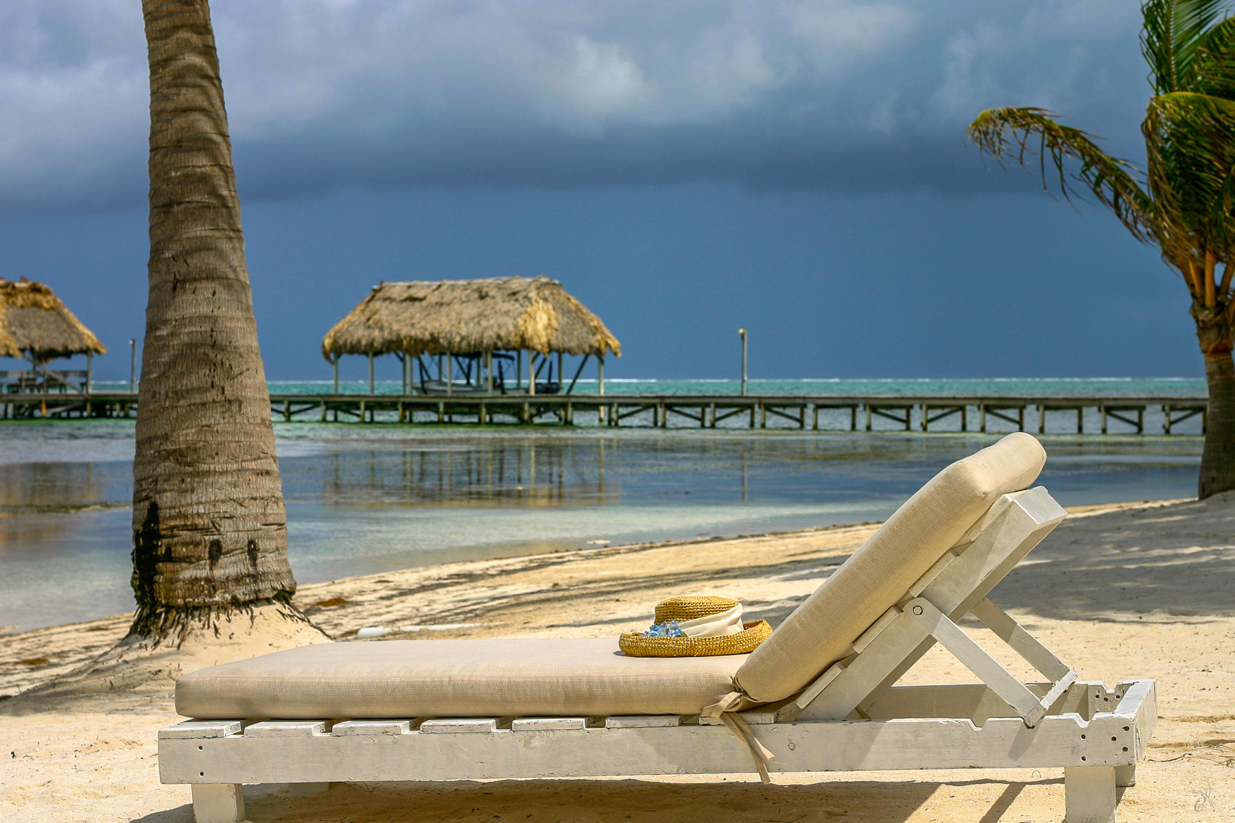 Belize: Lounging in Paradise