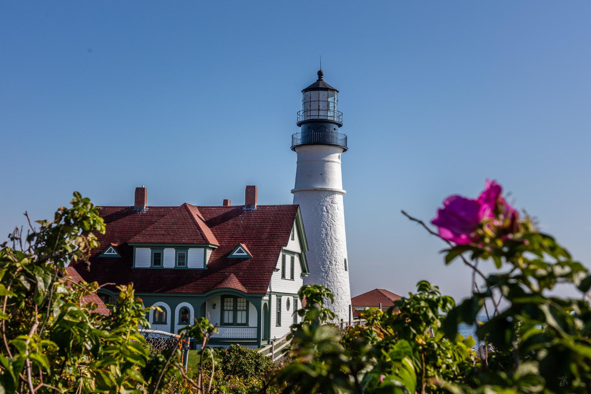 Portland Head Lighthouse_Cape Elizabeth, ME