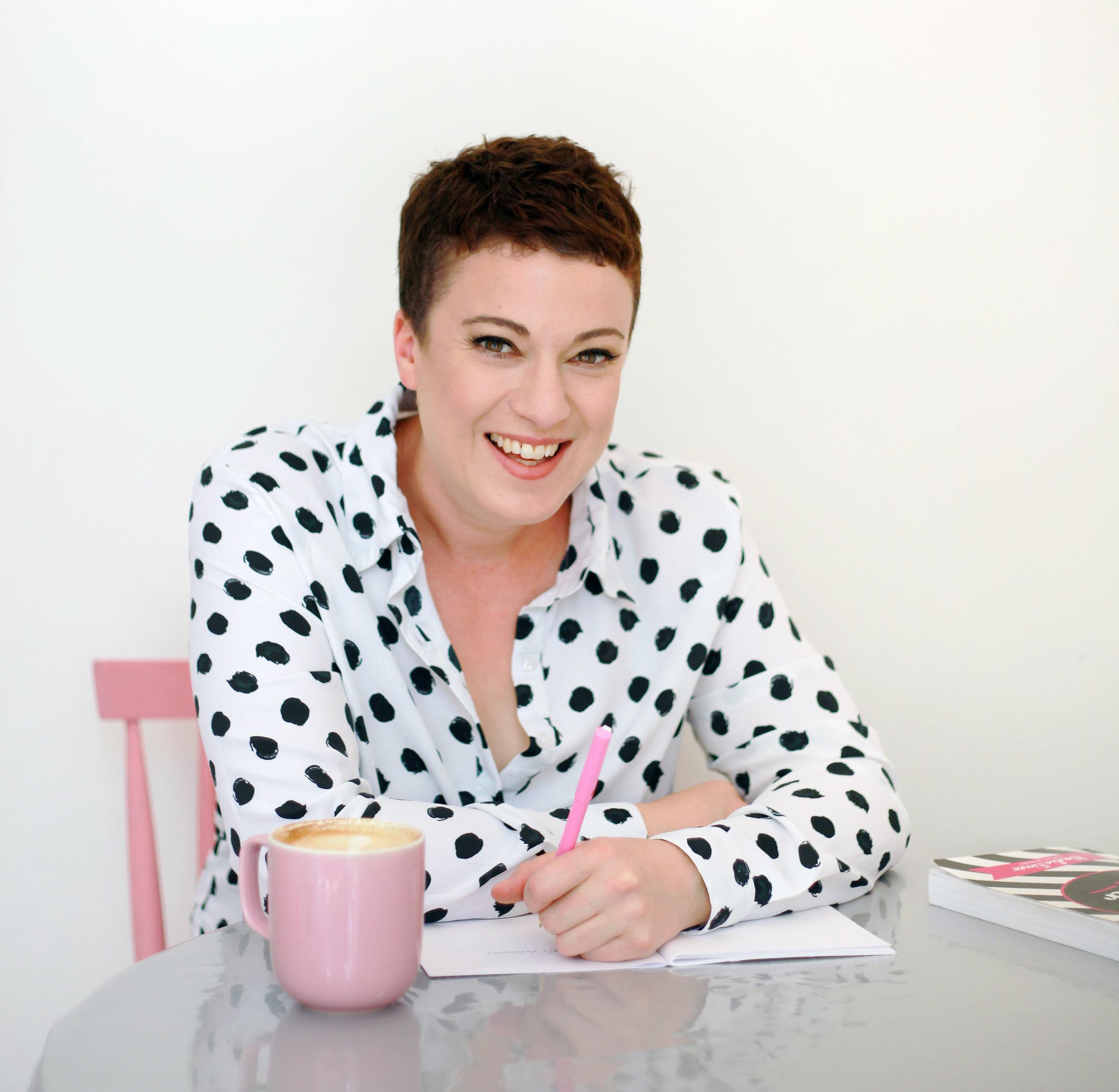 Nadia Finer - FacebookInstagramPodcast Book