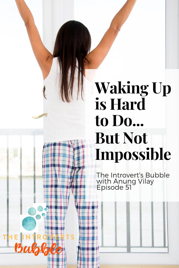 Creating great morning habits