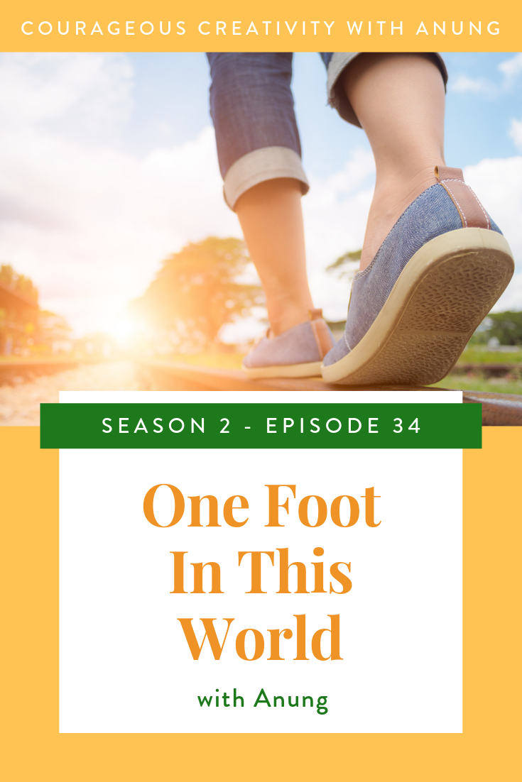 One Foot In This World