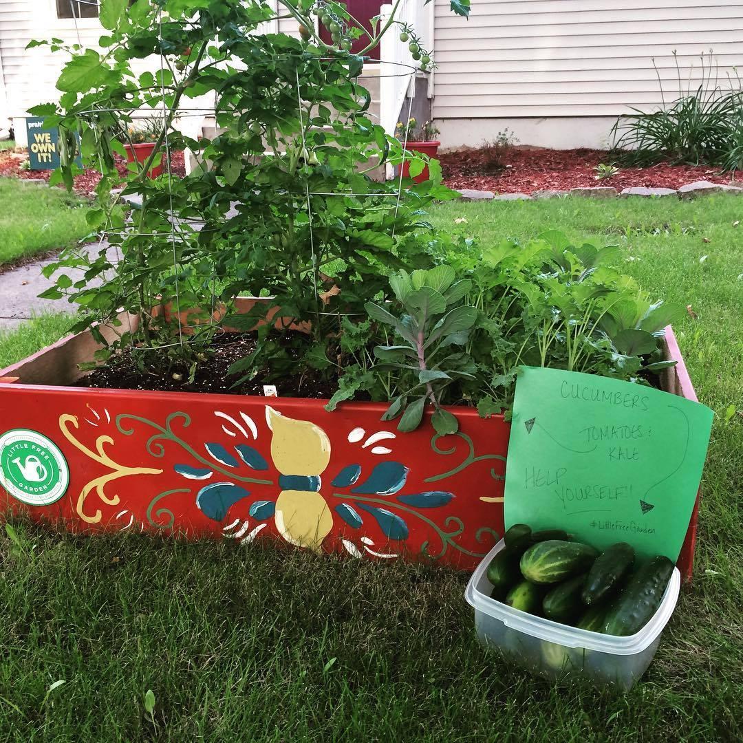 little free garden no. 4