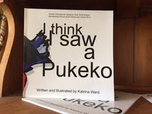 I think I saw a Pukeko (edition one) is now officially SOLD OUT!