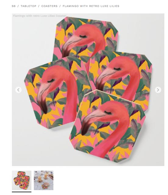 coasters by katrina ward nz artist