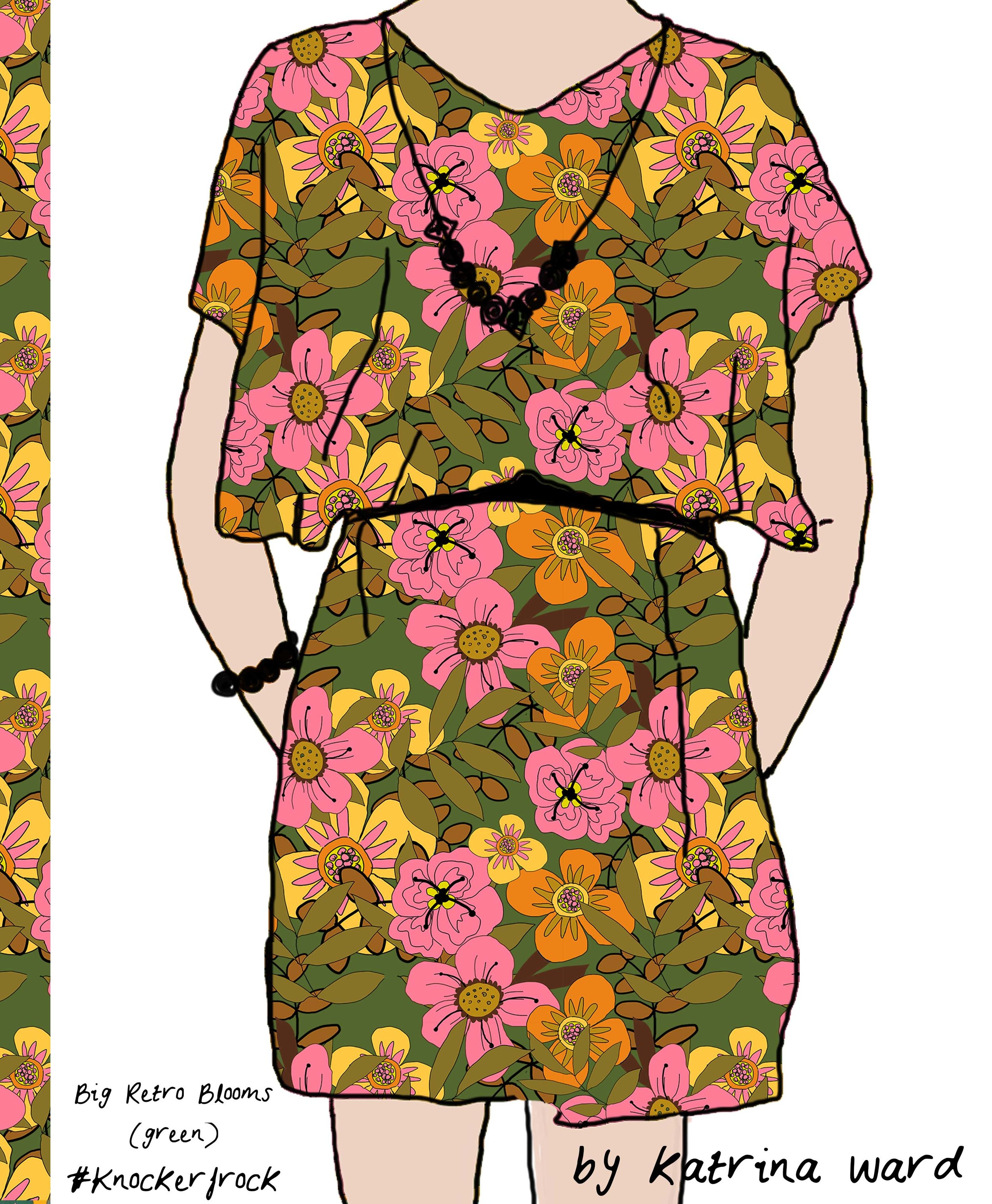 big retro blooms knockerfrock.jpg