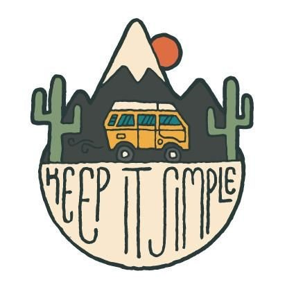Image Credits:  https://go-van.myshopify.com/collections/gear/products/keep-it-simple-in-the-desert-vanlife-sticker-by-david-rollyn