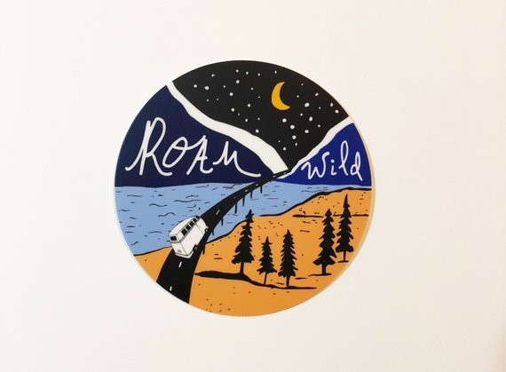 Image Credits:  https://www.etsy.com/in-en/listing/582012746/wild-adventure-vinyl-sticker-laptop