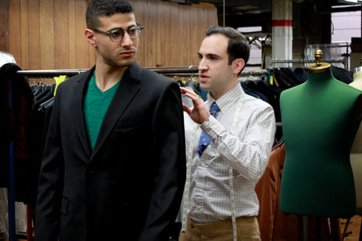 Q&A: The Art of Tailoring, Passion, & the Importance of Quality with Joseph Genuardi-Nicole Lenzen
