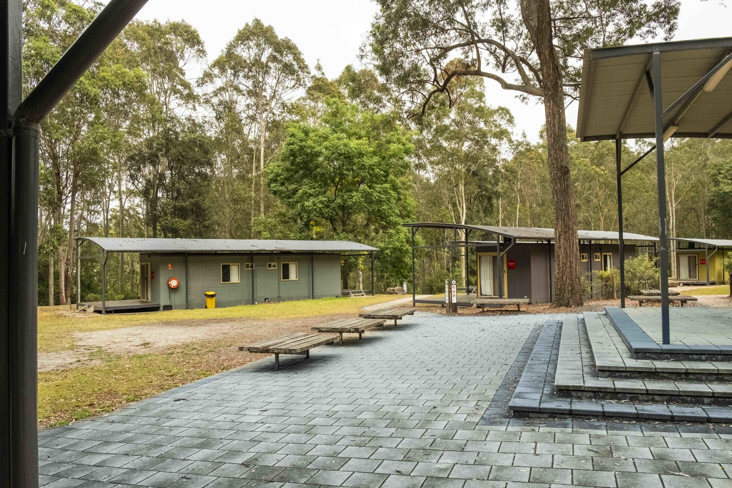 Koloona - If your group is looking for great value and community atmosphere in a secluded setting, Koloona will offer you just that, surrounded by towering gum trees.