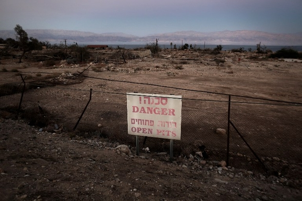 The 'making the desert bloom' myth has long masked Israel's occupation and degradation of Palestinian natural resources