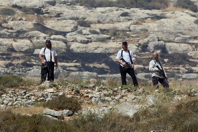 Israeli settlers reportedly destroy Palestinian-owned water well near Bethlehem  MANNEWS.COM